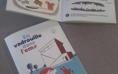 EMA : un carnet du visiteur pour les 6 – 12 ans